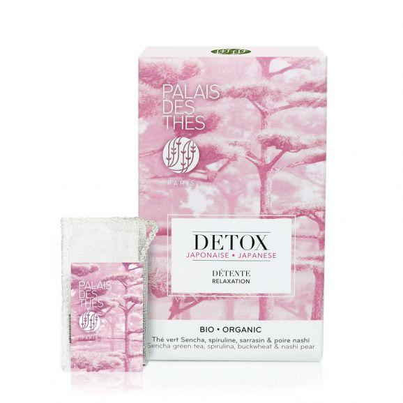detox japonaise bio