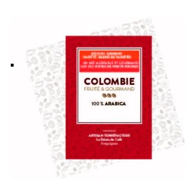 Colombie Supremo 100% Arabica - Café suave et fruité