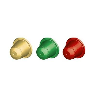 10 capsules compatibles Nespresso®