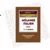 Etiquette Mélange Italien 100%