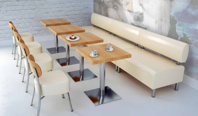 banquette salle de restaurant filippi banquettes caf s bars restaurants. Black Bedroom Furniture Sets. Home Design Ideas