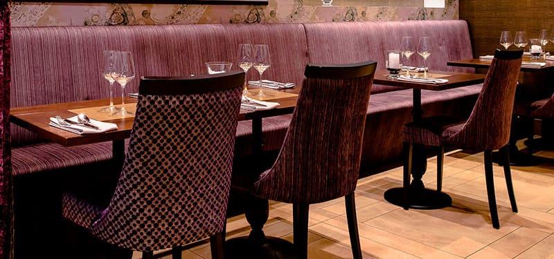 Banquette connectée 2 et 3 places