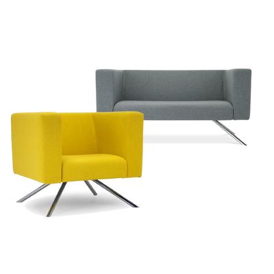 Canapé Design MONTMARTRE pour salle d'attente