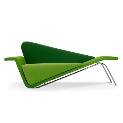 Canapé 2 places DESIGN VIKTOR pour salle d'attente 230cm