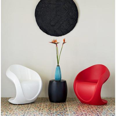 Fauteuil Design MARIANI pour espaces d'accueil - intérieur et extérieur