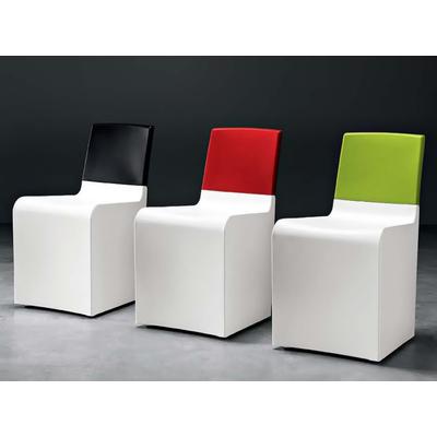 Chaise intérieur et terrasse Pop Art EPICE - lot de 4 chaises