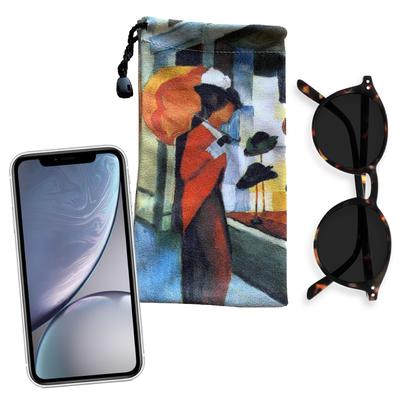 Housse pour smartphone ou lunettes personnalisable - minimum 200 pièces