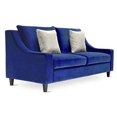 Canapé 2 places HARRY avec coussins pour hôtel & spa - 190cm