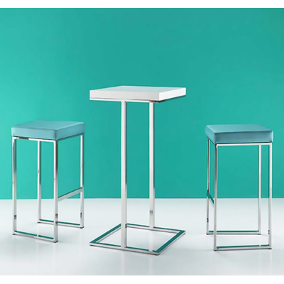 Tabouret de bar tapissé ONLY 79cm