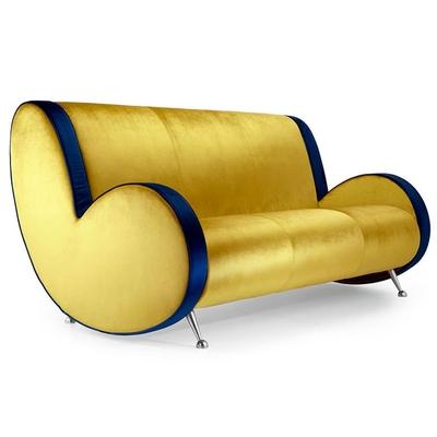 Canapé design 2 et 3 places LEONARDO pour salle d'attente - 147 et 180cm