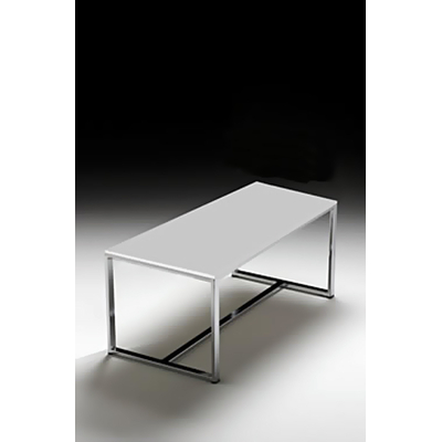 Table basse rectangulaire EVER -CERVANTES 90x45cm