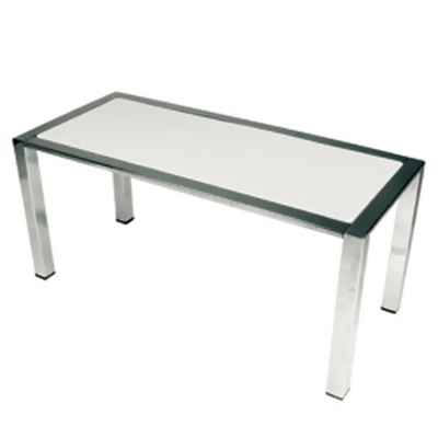 Table basse rectangulaire CHANGE-CAPRI 40x90cm