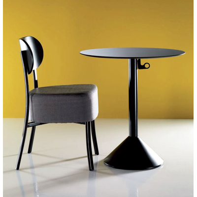 Pied table de bar style industriel INDUSTRY 72cm