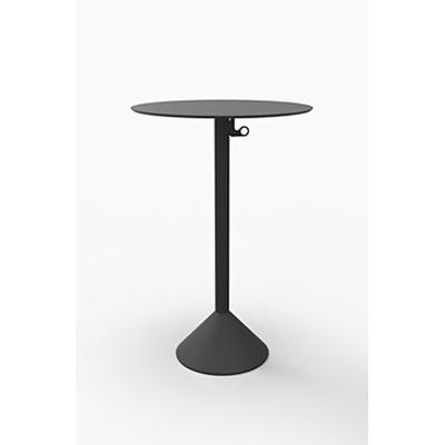 Pied de table mange-debout style industriel INDUSTRY 103cm