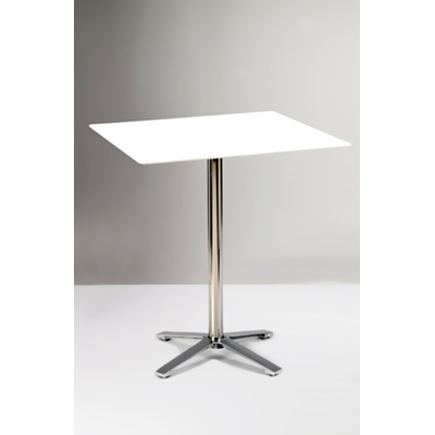 Pied table de bar 4 branches SAM H72,5cm