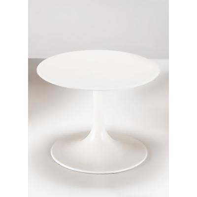 Pied de table basse en aluminium OVA-BIZ H43,5cm pour Salle d'Attente