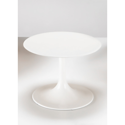 Pied de table basse en aluminium OVA H43,5cm
