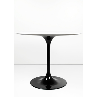 Pied table de restaurant OVA D55-H75cm
