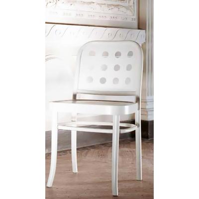 Chaise en hêtre massif RÉGINE - lot de 2 chaises