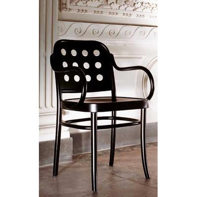 Fauteuil en hêtre massif RÉGINE - lot de 2 fauteuils pour hôtel