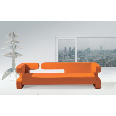 Canapé asymétrique design PUZZLE 190, 205 et 210cm pour hôtel & spa
