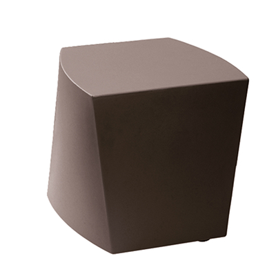 Pouf design polyéthylène CUBE - minimum 4 pièces