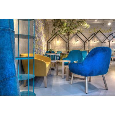 Canapé MARINA - canapé et fauteuil tapissés