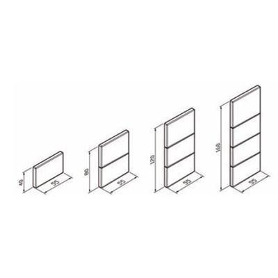Panneaux pour Fauteuil des modules REX et SAMY
