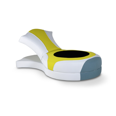 Fauteuil style Chaise longue amovible DONATELLI