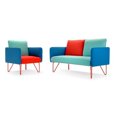 Canapé design AKINO pour salle d'attente ou pour hôtel & spa