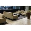 Canapé 2 ou 3 places RODRIGUES avec coussins pour hôtel & spa