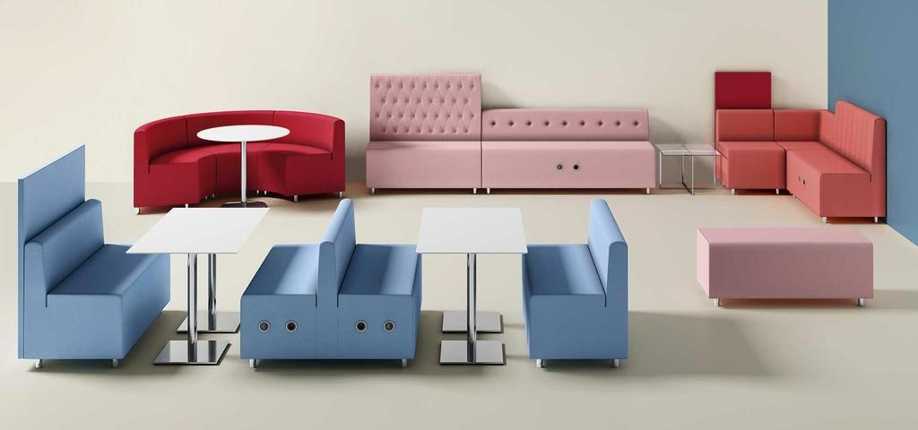 fauteuil et mobilier salle attente