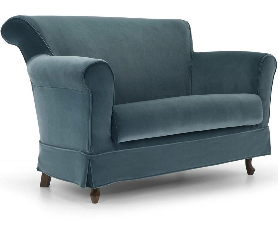 Canapé 2 places FRANKLIN pour espaces d'attente - 131cm