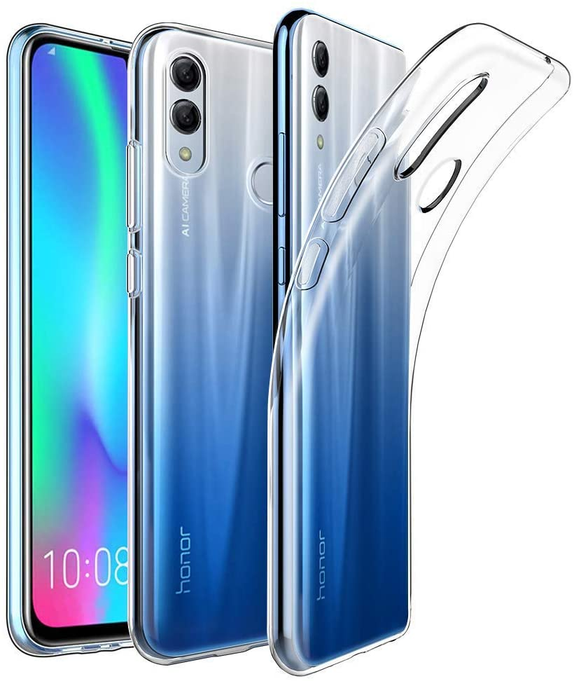 Coque Silicone Transparente Pour Huawei PSMART 2019 Little Boutik®