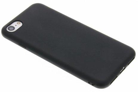 Coque Silicone Pour iPhone 7 Plus / 8 Plus Couleur Noir Haute Protection Little Boutik®