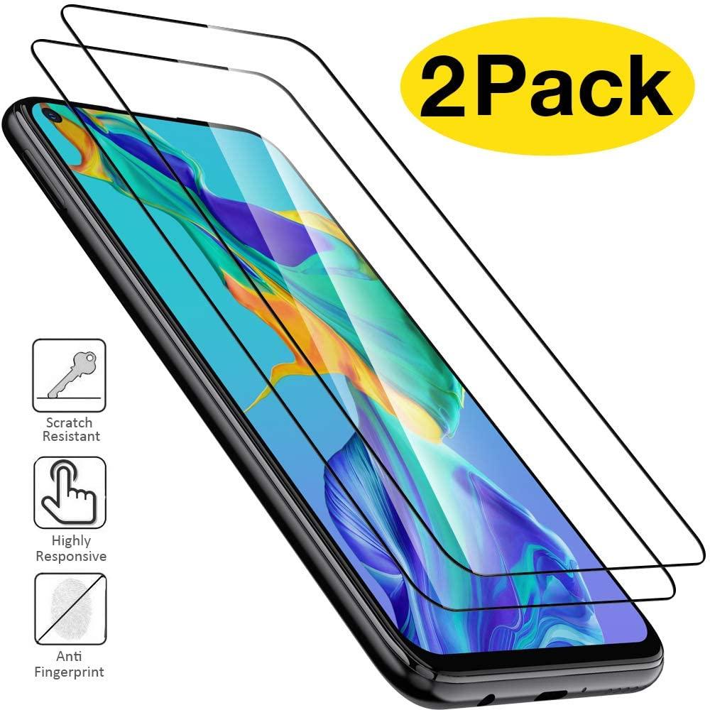 Pack X2 Vitres Protection Ecran Pour HUAWEI P40 Little Boutik®