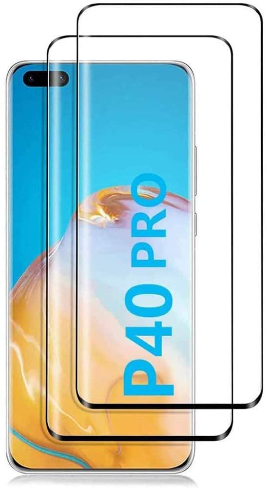 Pack X2 Vitres Protection Ecran Pour HUAWEI P40 PRO Little Boutik®