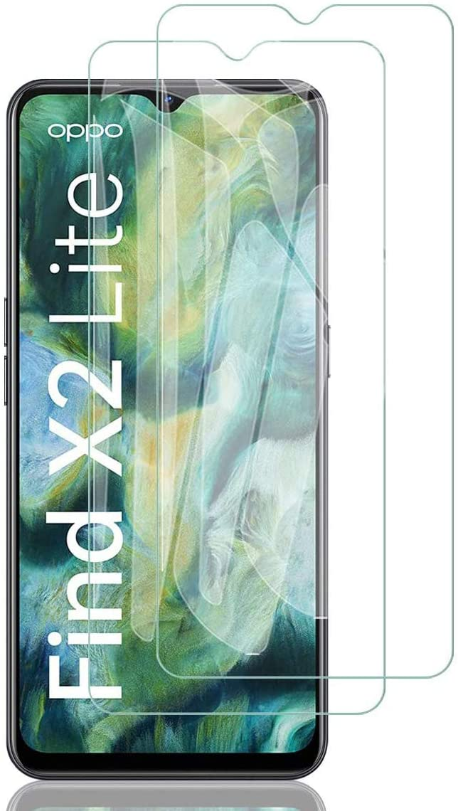 Pack X2 Vitres Protection Ecran Pour OPPO FIND X2 LITE Little Boutik®