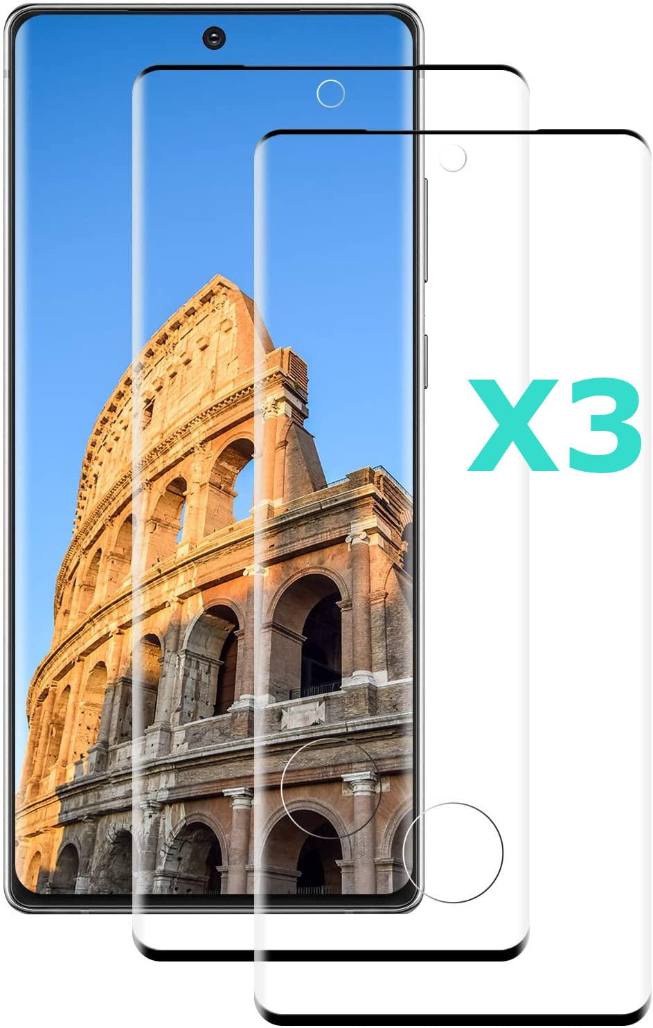 Verres Trempés X3 pour Samsung Note 20 Little Boutik®