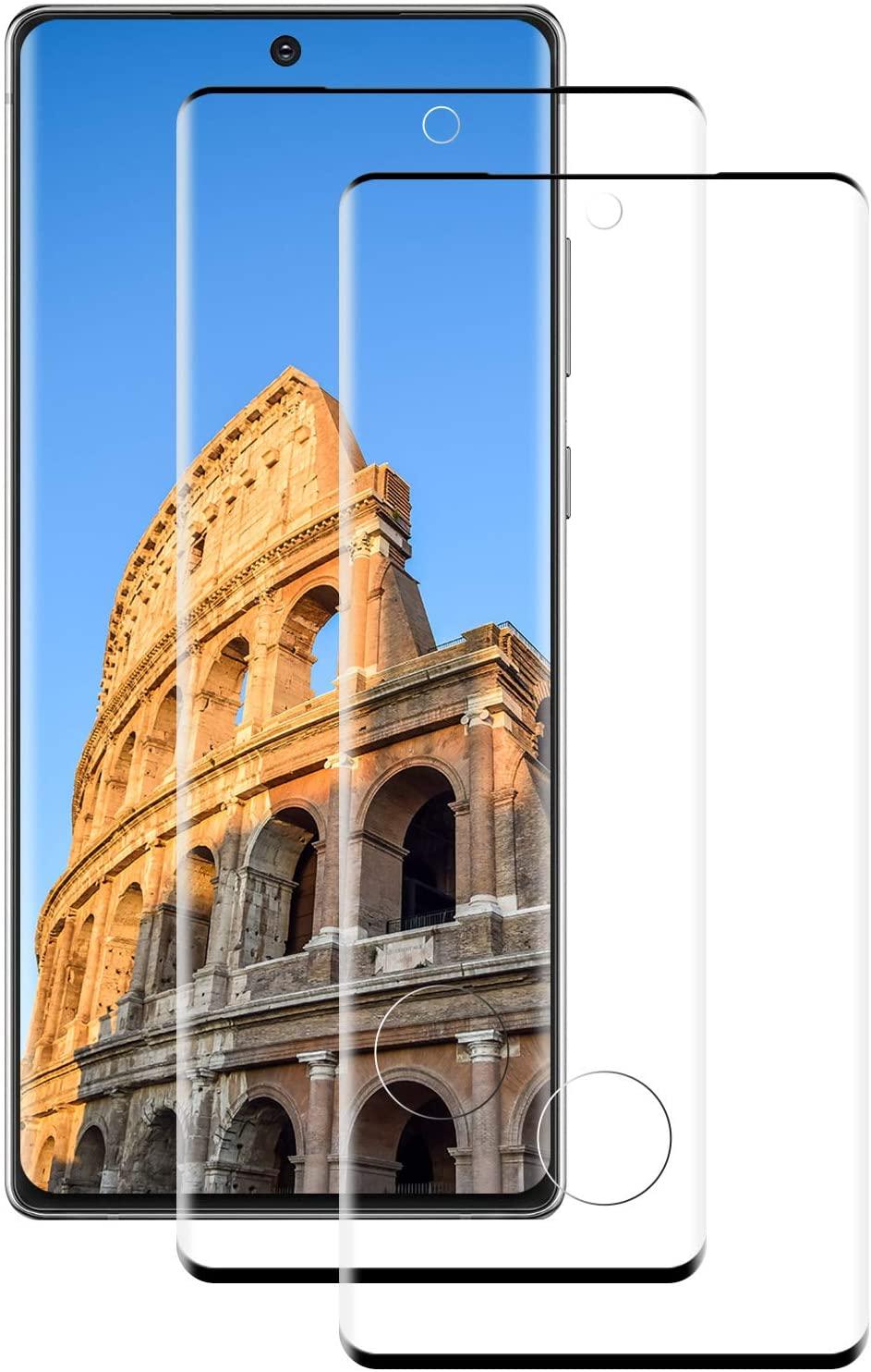 Verres Trempés X2 pour Samsung Note 20 Little Boutik®