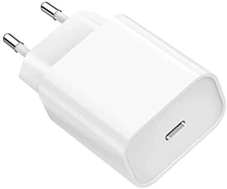 Chargeur Rapide 18W USB-C pour Samsung A21S / A31 / A41 / A51 / A32 / A42 / A52 / A72 / S21 / S21 Plus / S21 Ultra  / S20 / S20 PLUS / S20 ULTRA / S10 / S9 / S8 / NOTE 20 Little Boutik®