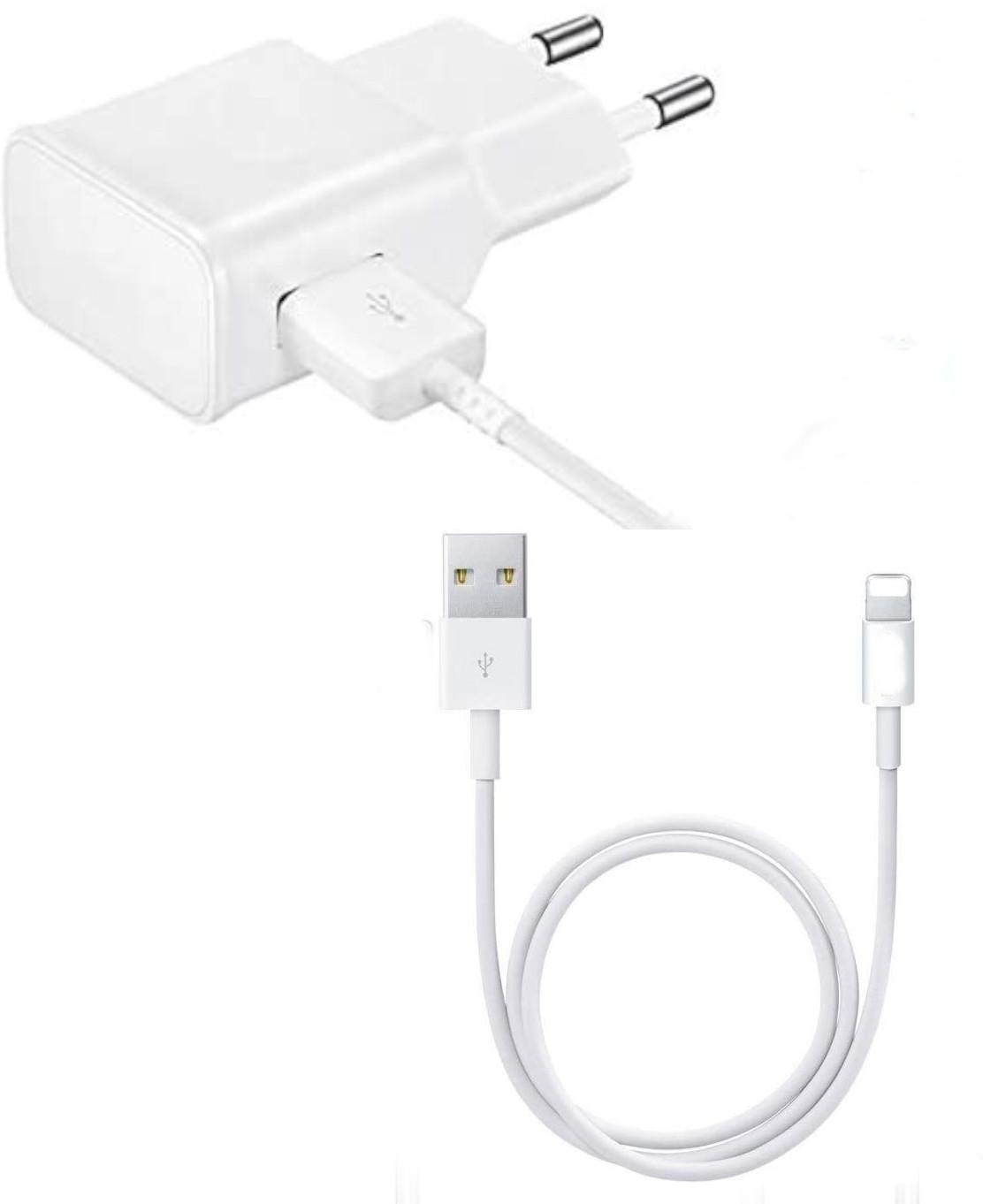 Chargeur Secteur 2A + Cable Usb Lightning pour Iphone 5 / 5s / 6 / 6s / 6 Plus / 6s Plus / 7 / 7Plus / 8 / 8Plus / X / Xs / Xr Little Boutik®