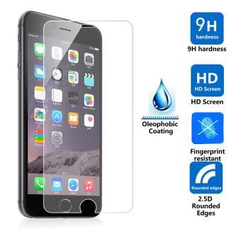 Verre Trempé Iphone 6/6S Vitre de Protection Clear Haute Resistance