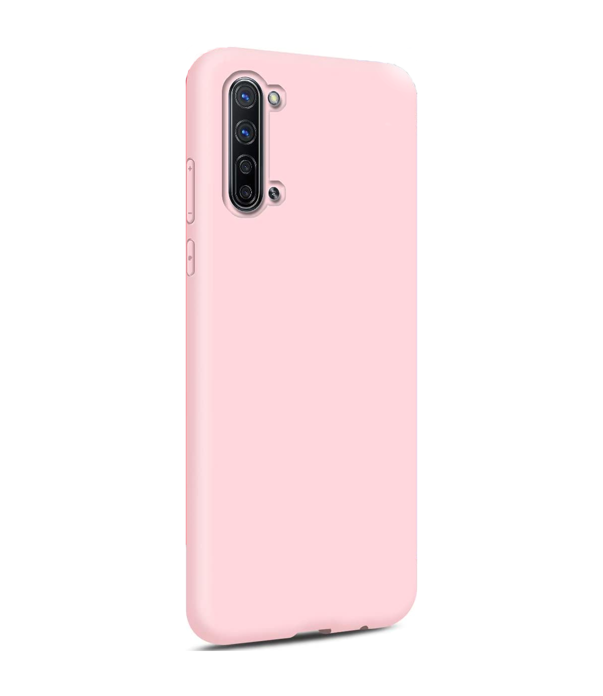 Coque Silicone TPU Couleur Rose Pour Oppo Find X2 Lite Little Boutik®