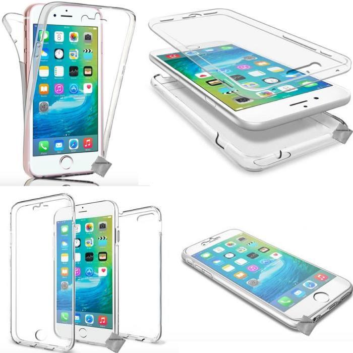 coque iphone 6 silicone 360