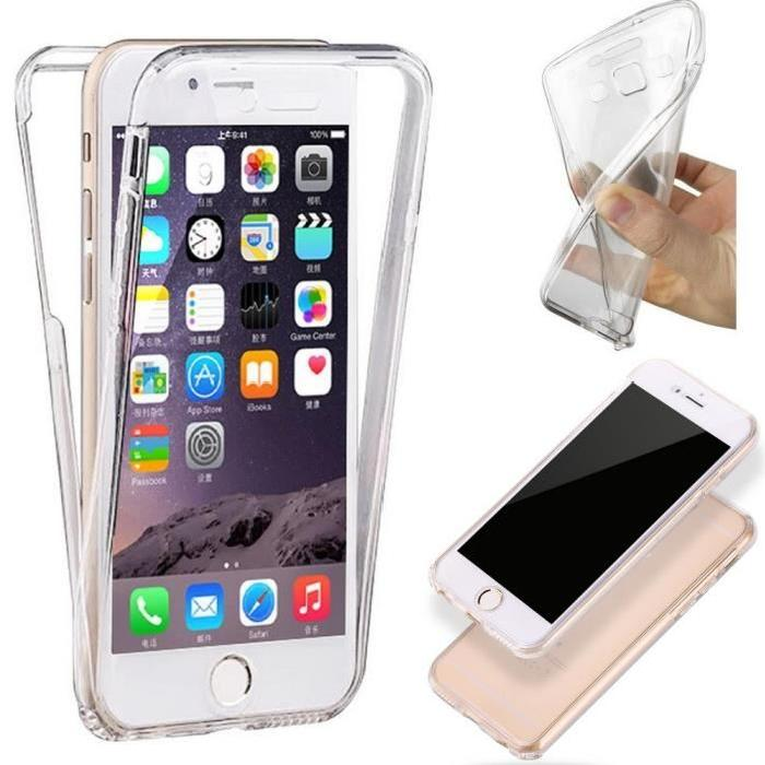 coque iphone 6 silicone gel