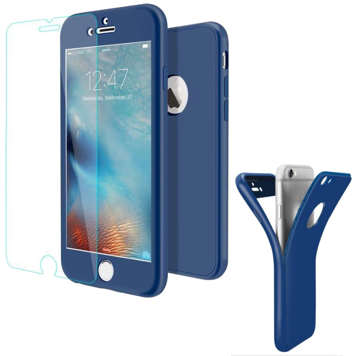 coque verre trempé iphone 8