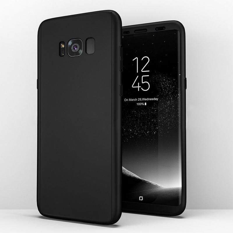 Coque Intégrale Pour Samsung Galaxy Note 8 Housse Etui