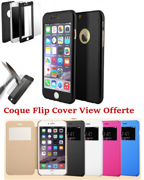 coque iphone 6 flip