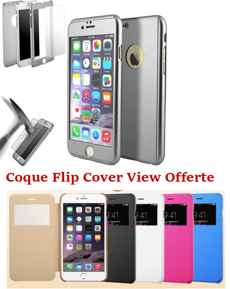 coque flip iphone 6